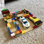 Image for the Tweet beginning: More #Lego - My son