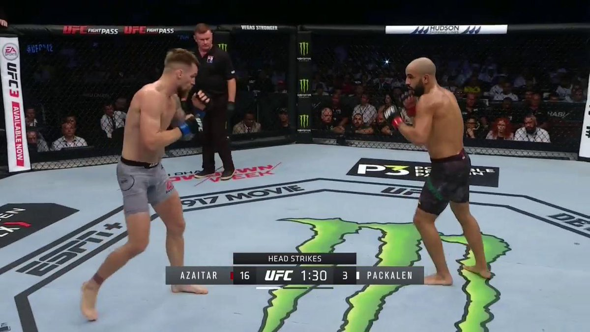 MMA Junkie's 'Knockout of the Month' for September: Simultaneous spinning backfists