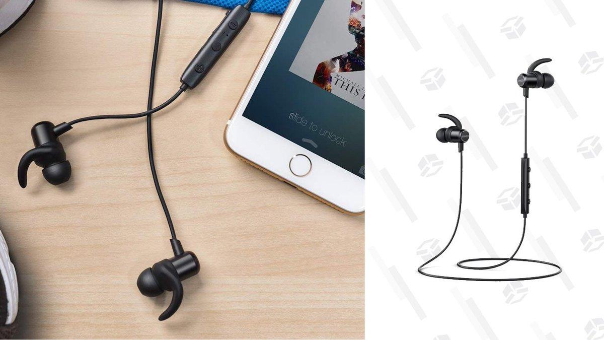 kinja deals bluetooth earbuds