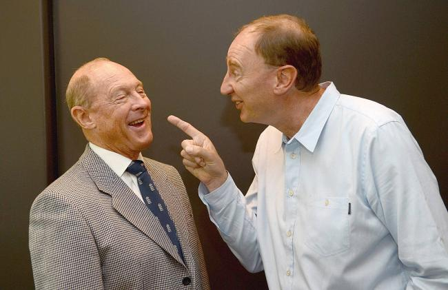 Join @GeoffreyBoycott and @Aggerscricketfor an evening of laughter and cricket at @MalvernTheatres on 1st October #whatsonMalvern #Cricket #Interactiveshow #JonathanAgnew #sport #sportlover http://ow.ly/kQ6W30psExJ