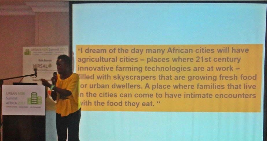 It remains my dream!! #urbanfarming