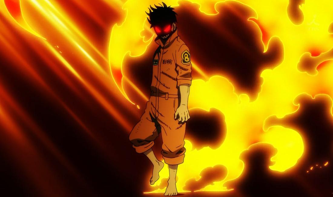 消防 バースト 隊 ノ 炎炎 アドラ