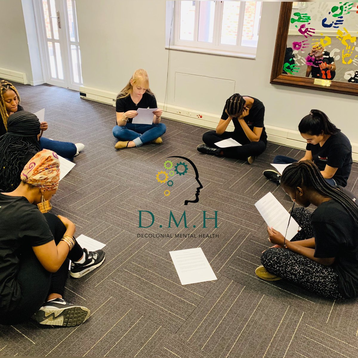After weeks of planning and preparation, today We provided training to @18twenty8 Facilitators on a Mental Health & Wellness Module developed for Supporting Girls in their Undergraduate Studies. #MentalHealthAwareness #dmhsolutions2019 #shona #AmINext