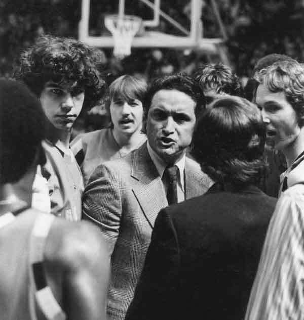 Born #OTD 1928,A Great Coach,a Colorful Character and an Entertaining Announcer,Al McGuire.#NBC #Marquette #NCAA #1960s #1970s