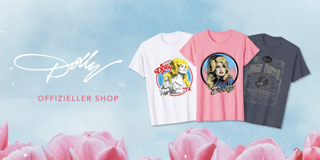 My Amazon store is available now in Germany ❤️ Shop here: linktr.ee/DollyPartonAma…