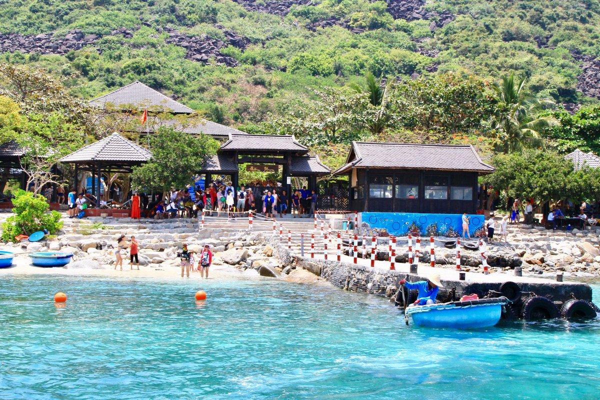 Остров мун нячанг фото