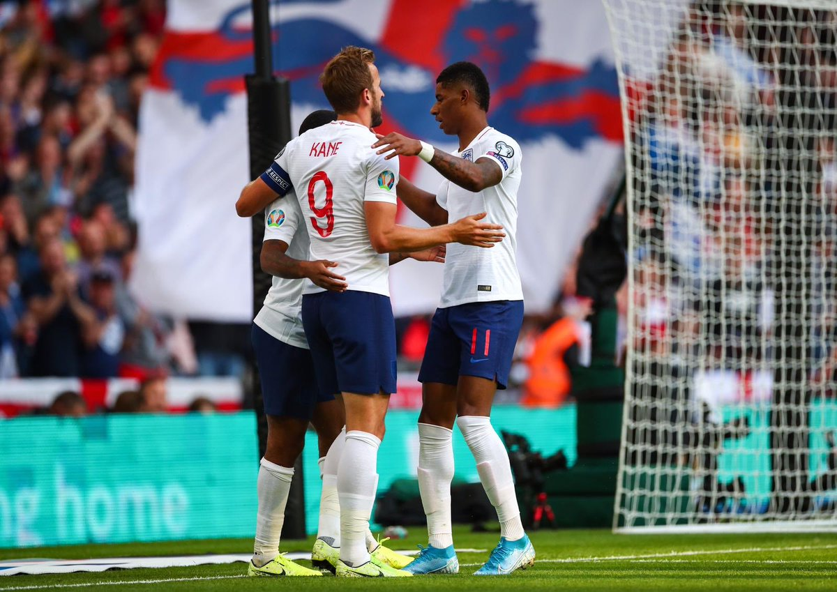 Great team performance. Thanks for the support at Wembley & see you next week 🦁🦁🦁