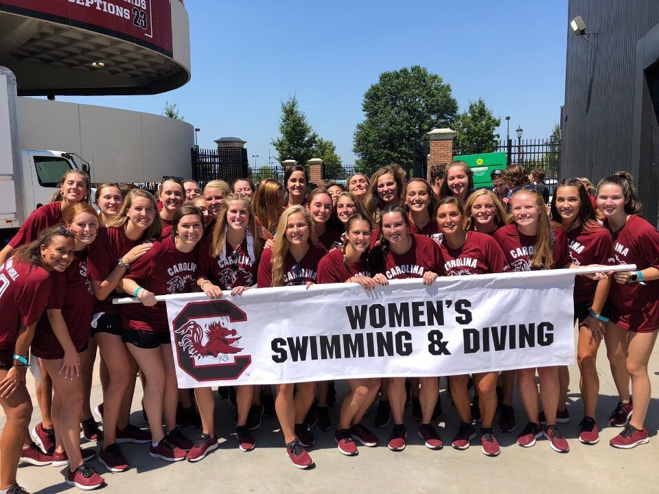 Swimming and Diving - University of South Carolina Athletics