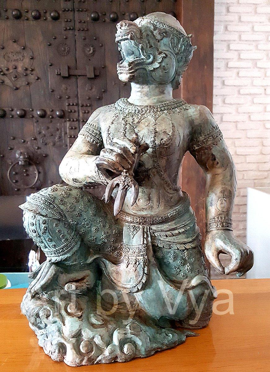 Vyaart On Twitter Garuda Sculpture Garuda Art Garden Sculpture