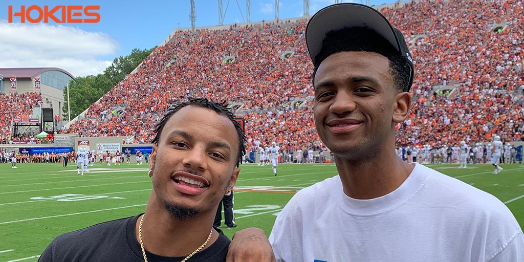 Virginia Tech Hokies NCAA Basketball: The boys are back ✊  #ThisIsHome | #Hokies.  Tweet by @HokiesMBB