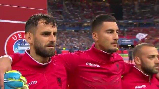 Macron apologises to Albania for anthem gaffe at Euro 2020 qualifier
