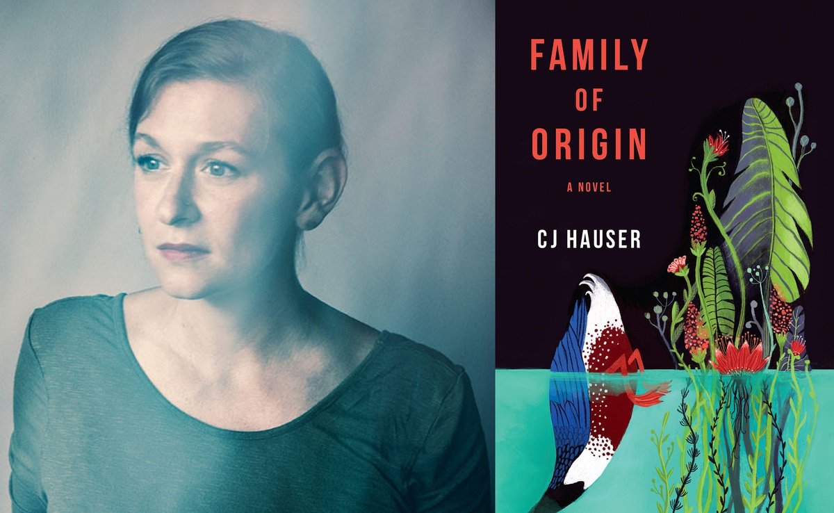 """""""That kind of training made me grow up to think...to have needs and desires was to be the burdensome killjoy.""""  @ReardonAmy chats with @safe_as_hauses (""""The Crane Wife,"""" @parisreview; FAMILY OF ORIGIN, @penguinrandom), today on the blog!"""