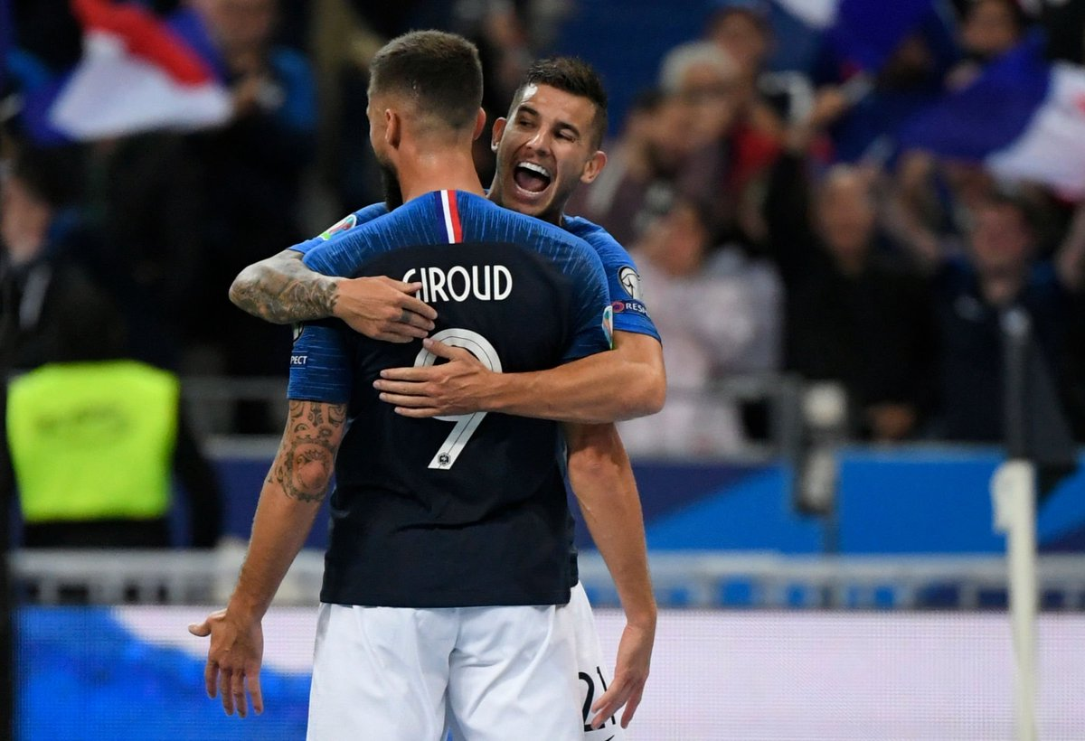 Video: France vs Albania Highlights