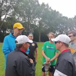 Image for the Tweet beginning: Fantastic coaching clinic from @worldlaxsport
