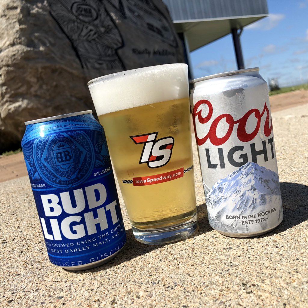 Raise a glass. It's #NationalBeerLoversDay! Cheers, Speedway fans.