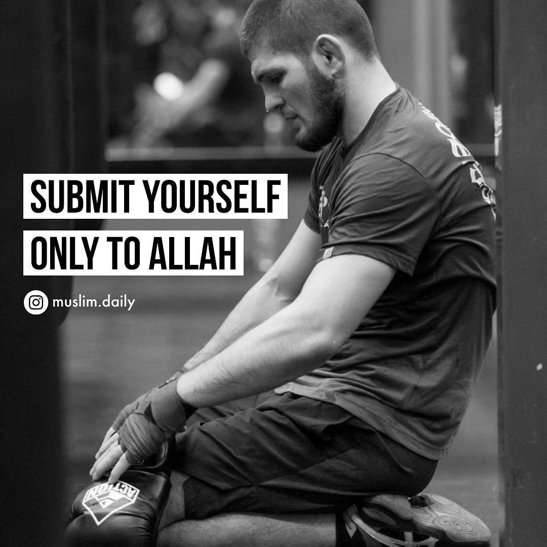 «Аллаh не одобрит мои бои на ринге»