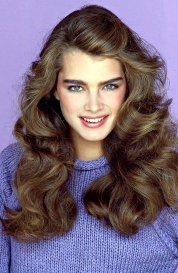 Hair with white girls long 57 Cute