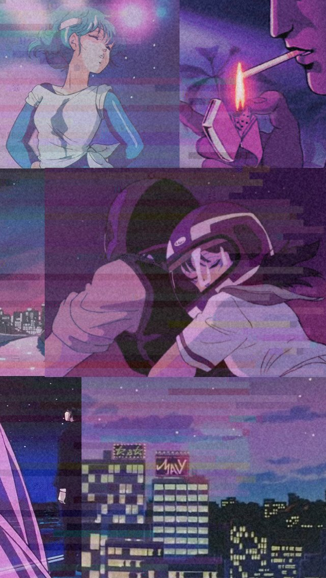 14+ Sailor Moon 90s Anime Aesthetic Wallpaper