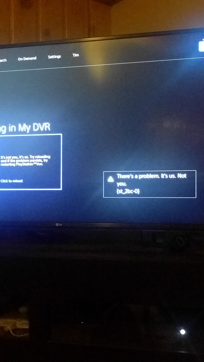 Playstation Vue Servers Down? Service Status, Outage Map