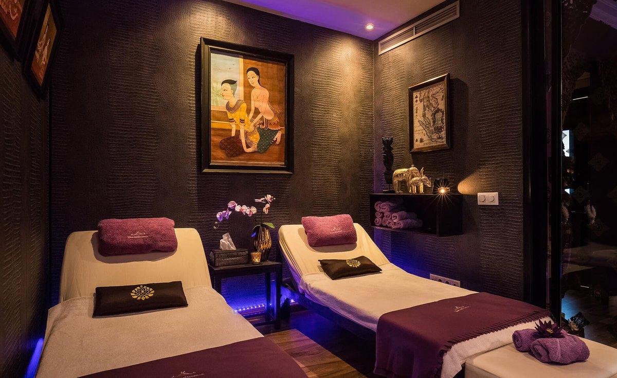 Thai massage happy valley