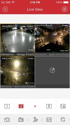 android iphone hikvision