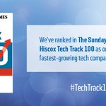 Captify is thrilled to be recognised in the 19th Annual Sunday Times Hiscox #TechTrack100, which celebrates the UK's fastest-growing tech companies 🙌 @ST_FastTrack @thesundaytimes #tech #adtech