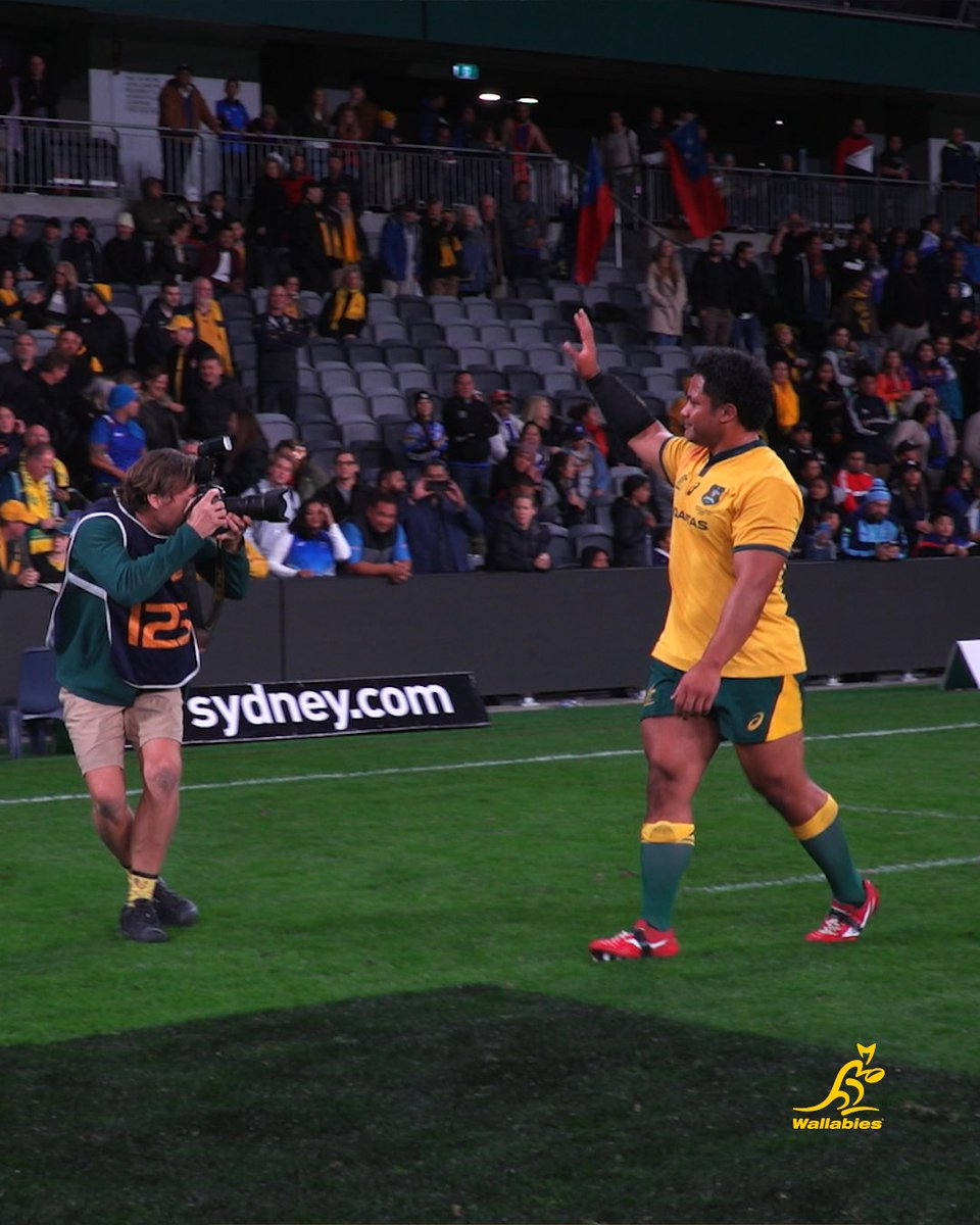 Qantas Wallabies @qantaswallabies