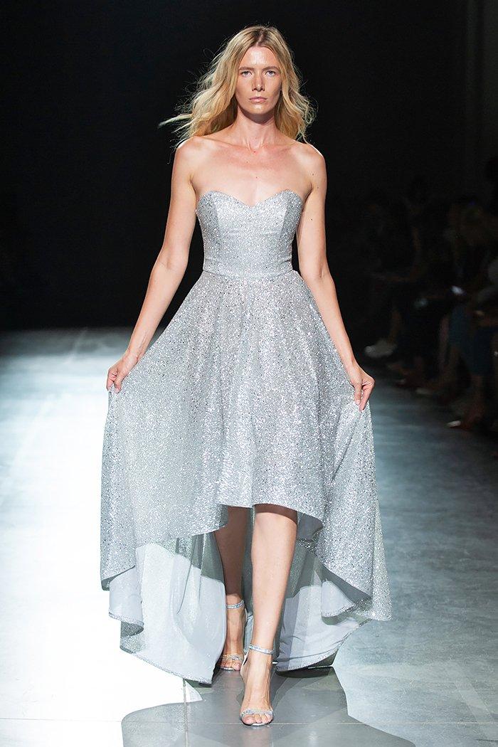 Платье DAFNA MAY в блестках