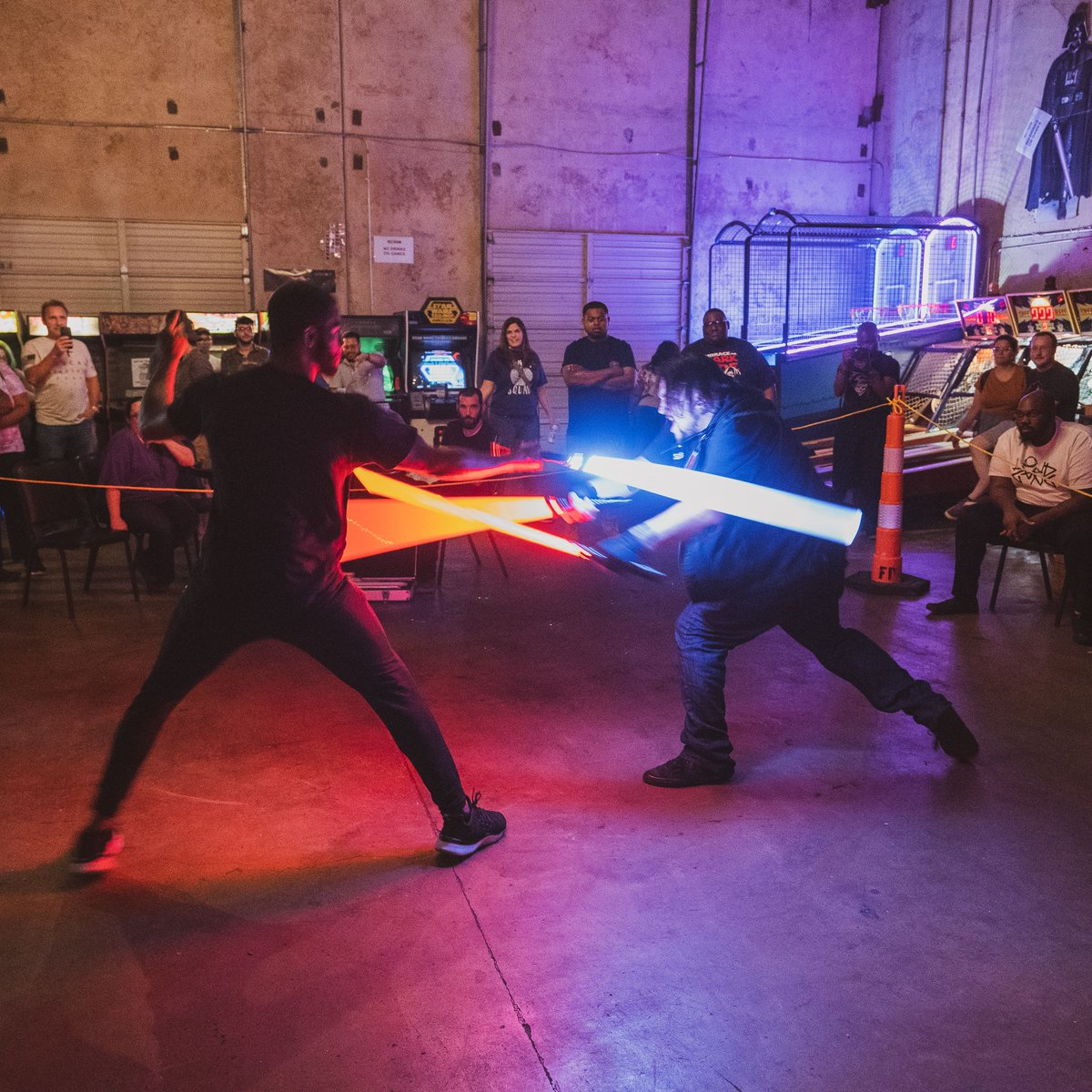 Bring the whole crew by for Kid's Hour today at noon! We'll have kiddo Lightsaber Battles > Pizza > Mocktails > Free Play Video Games > Music + More! #kidshour #ilovememphis #choose901 https://t.co/mo71MWJM7m