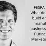 Image for the Tweet beginning: New #FESPA podcast alert! In