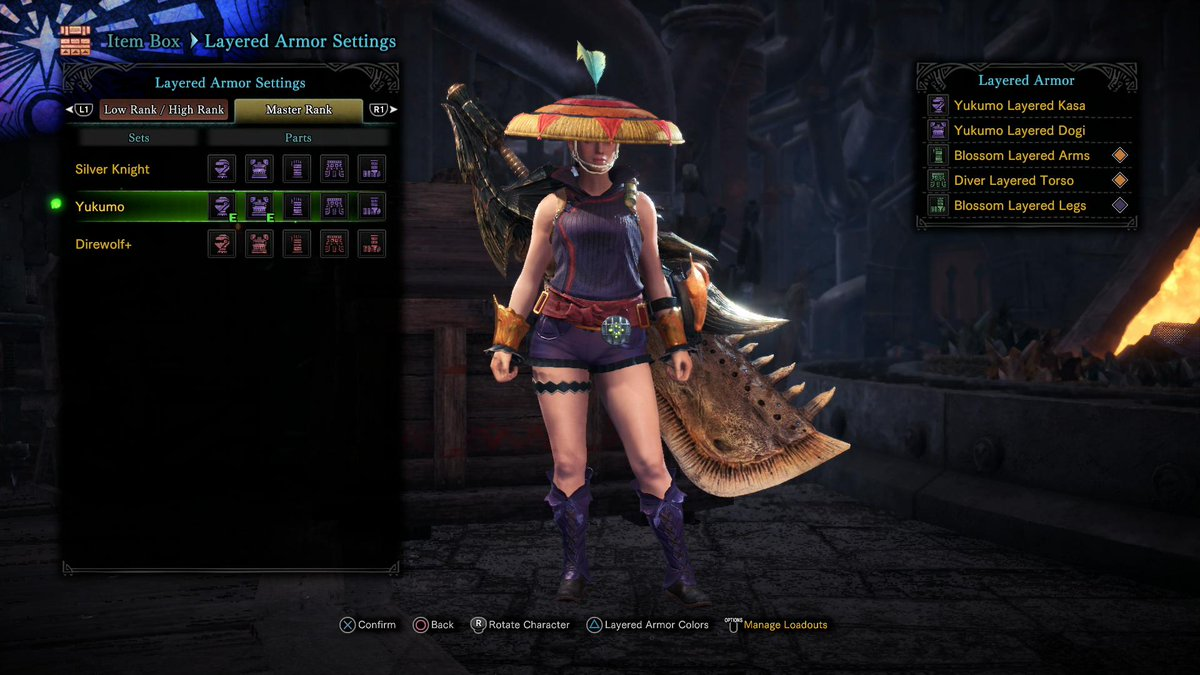 Tds Chris On Twitter This Is My Slugger Lv5 Charge Blade Build First Ko With Only One Aed It S Insane I Only Use It When I Play Solo Or 2p It S So Information on the shara ishvalda β + armor set, including stats, abilities, and required materials to craft all of its pieces. slugger lv5 charge blade build