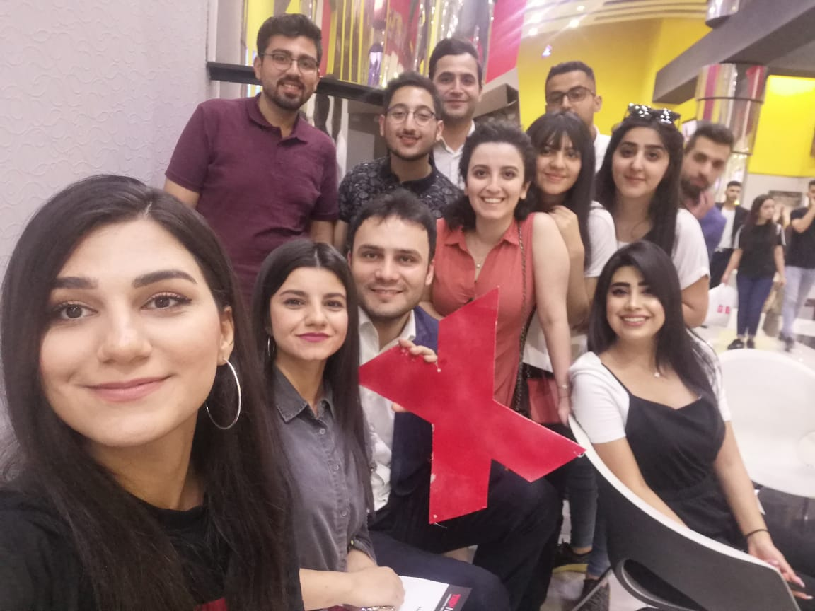 Last meeting in #tedxnishtiman I learned here so many things #tedxnishtiman change many things in my life I hope to see you all in #tedxnishtiman  2020  love you all  Thank u  for everythings @rawand_hussen  #tedxnishtiman  @TEDxNishtiman <br>http://pic.twitter.com/lAfrekhAtx