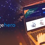 Image for the Tweet beginning: .@Changehero_io platform allows easy and