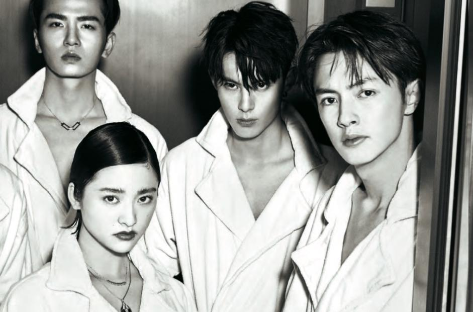 Meteor Garden Confessions On Twitter Shen Yue Dylan Wang