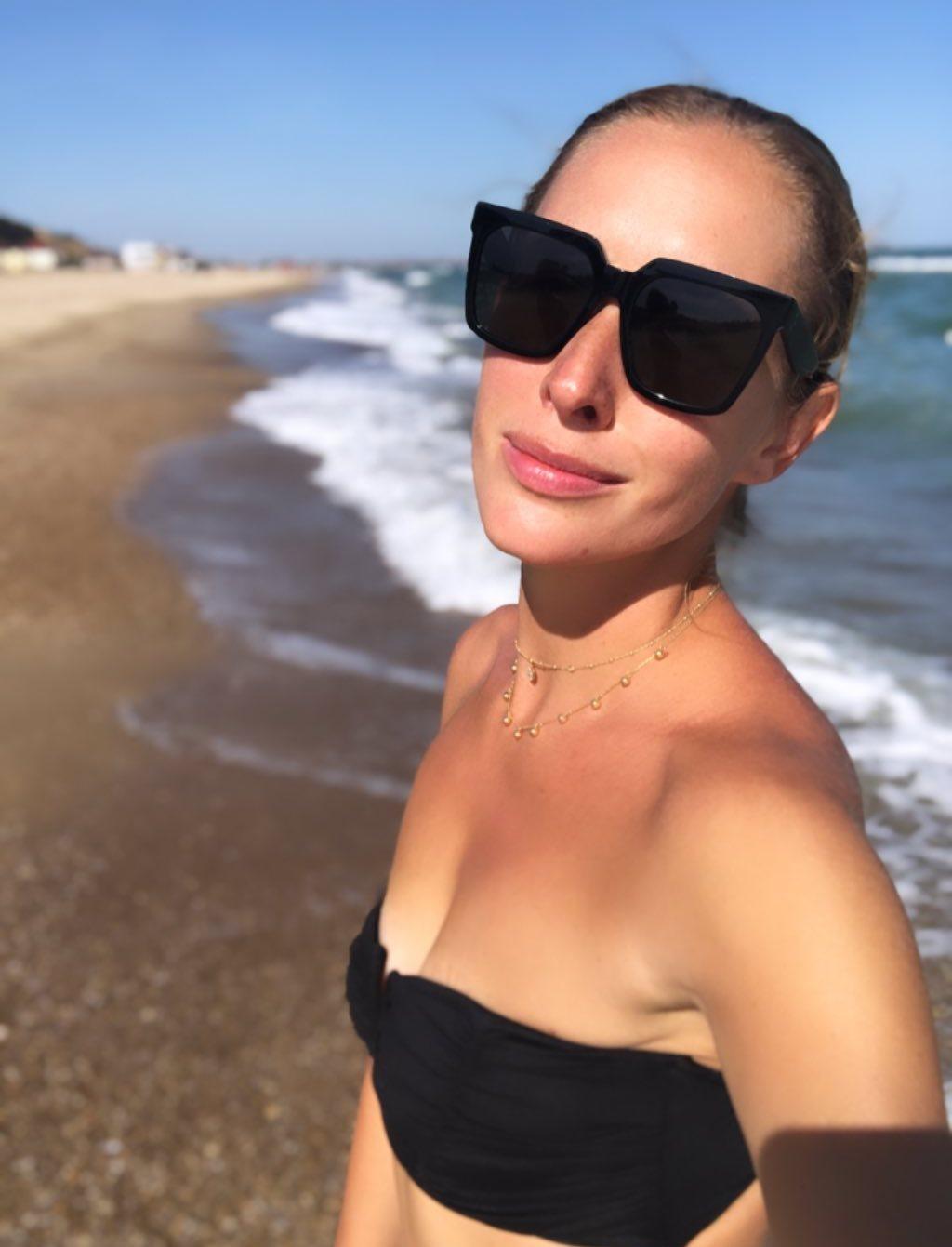Катя Осадчая в Одессе