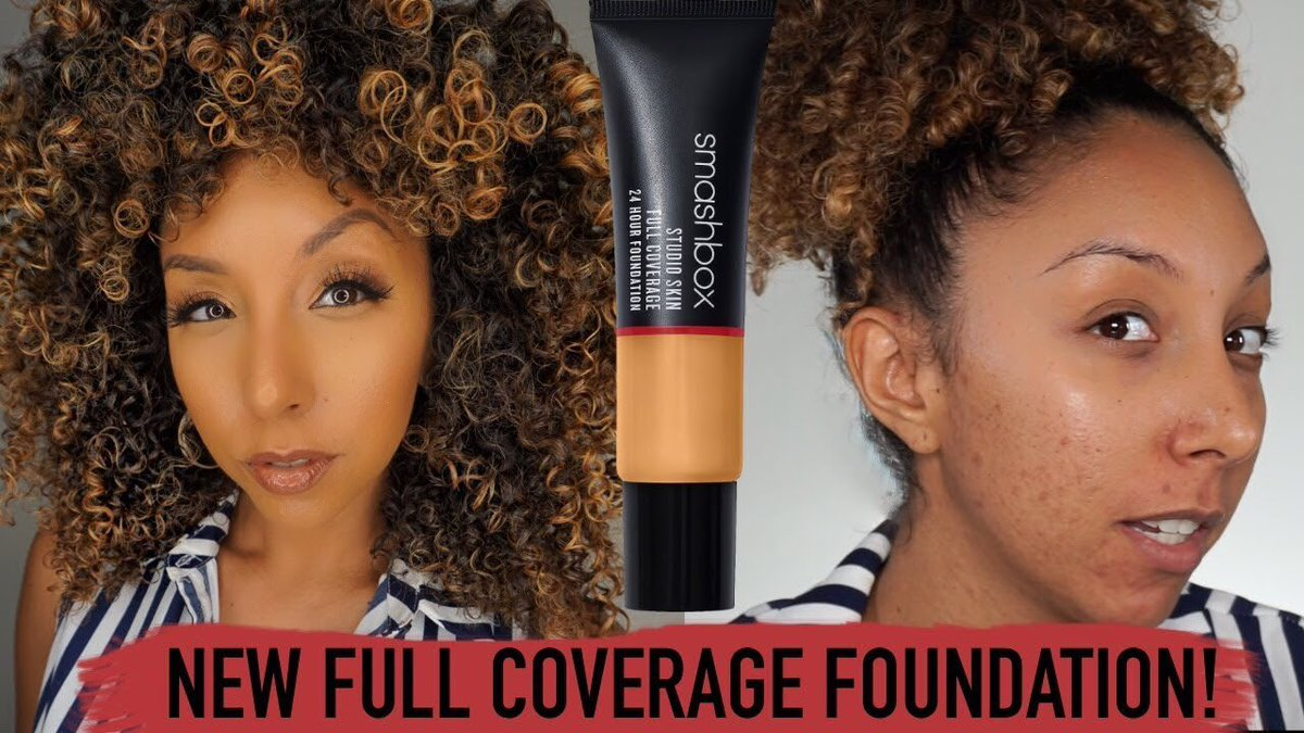 Bianca Renee On Twitter Foundation Fridays Are Back Trying Out The Full Coverage Version Of My Fav Foundation And I M Including A Giveaway Watch My Video To See How To Enter Https T Co Siertezhed