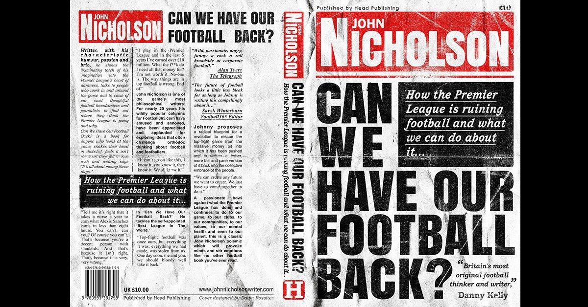 John Nicholson's tweet -