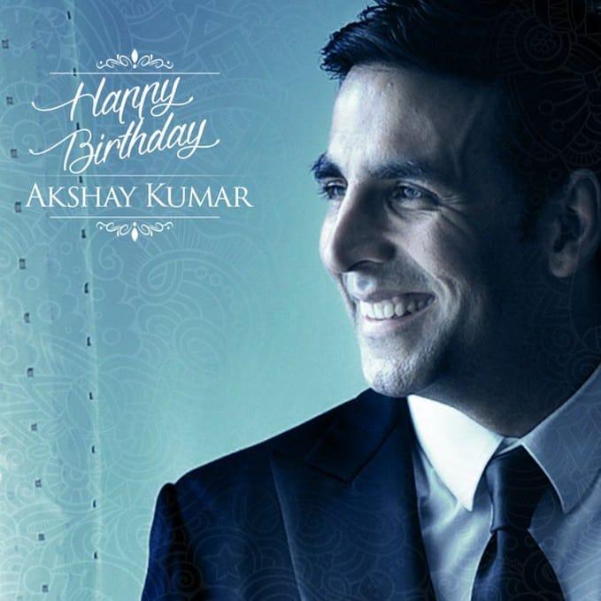 Happy Birthday to sir from Akshay Kumar Assam Fan Club..