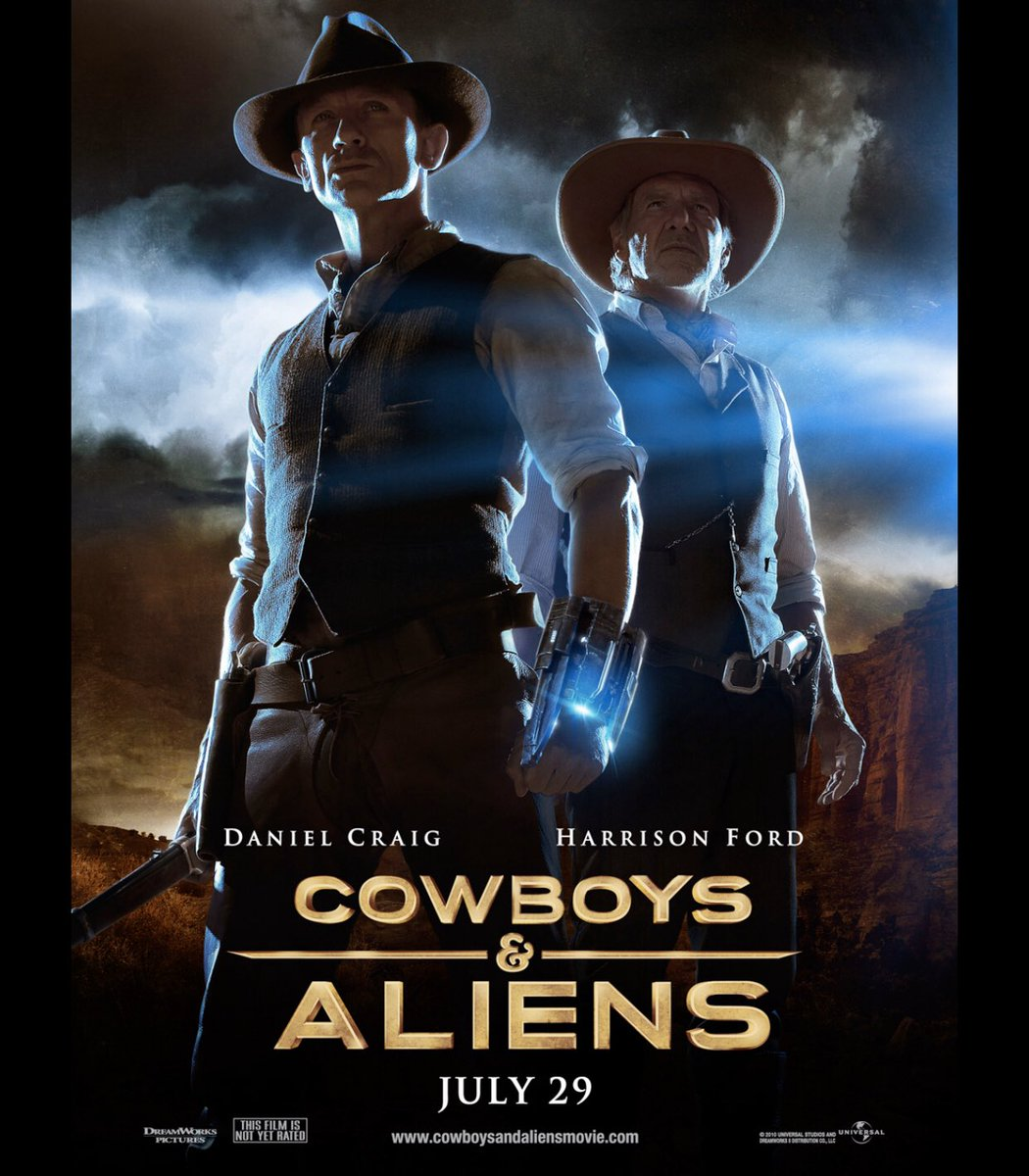 Comicsinmotion Podcast On Twitter This Week We Review Cowboys And Aliens 2011 Chris Calls Out Harrison Ford Of All People Give It A Listen Here Or Your Podcast Catching App Of Choice