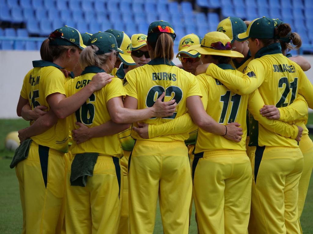 Australian Women S Cricket Team S Tweet How Good S