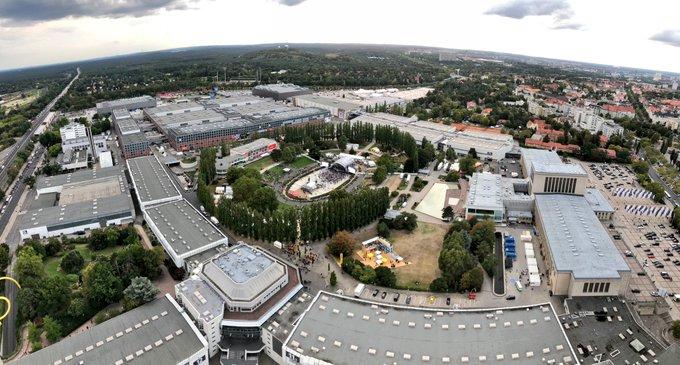 Gesehen auf der IFA19 in Berlin: VirtualReality Fahrerleb