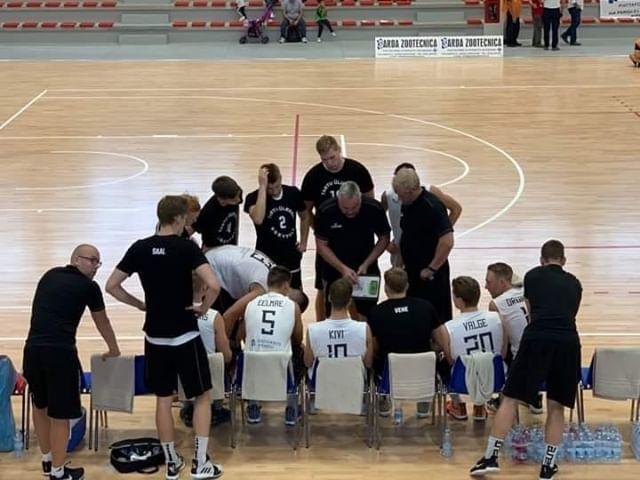 test Twitter Media - Sardiiniast tullakse tagasi küll ilma võiduta, aga kahe korraliku mänguga.  Tänane mäng Šveitsi meeskonna SAM Basket Massagno vastu kulges väga tasavägiselt, aga siiski pidime lõpuks tunnistama 78:80 kaotust.  Esimene poolaeg oli meie kontrolli all, tein… https://t.co/rMkyOpDNQW https://t.co/tVsEY7Jk0q