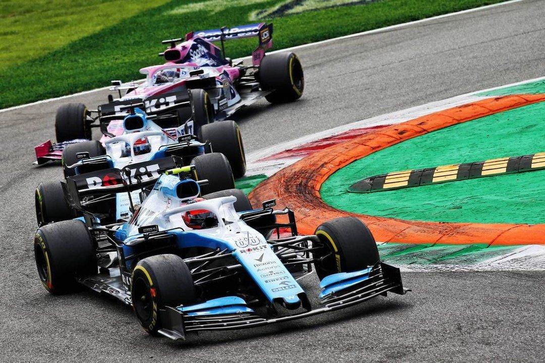 Sporo się dziś działo na Monzy! #RK88 kończy #ItalianGP na 17. pozycji. Wygrał Charles Leclerc przed Valtterim Bottasem i Lewisem Hamiltonem. There was a lot going on at Monza! #RK88 was 17th in #ItalianGP. Charles Leclerc wins in front of Valtteri Bottas and Lewis Hamilton.