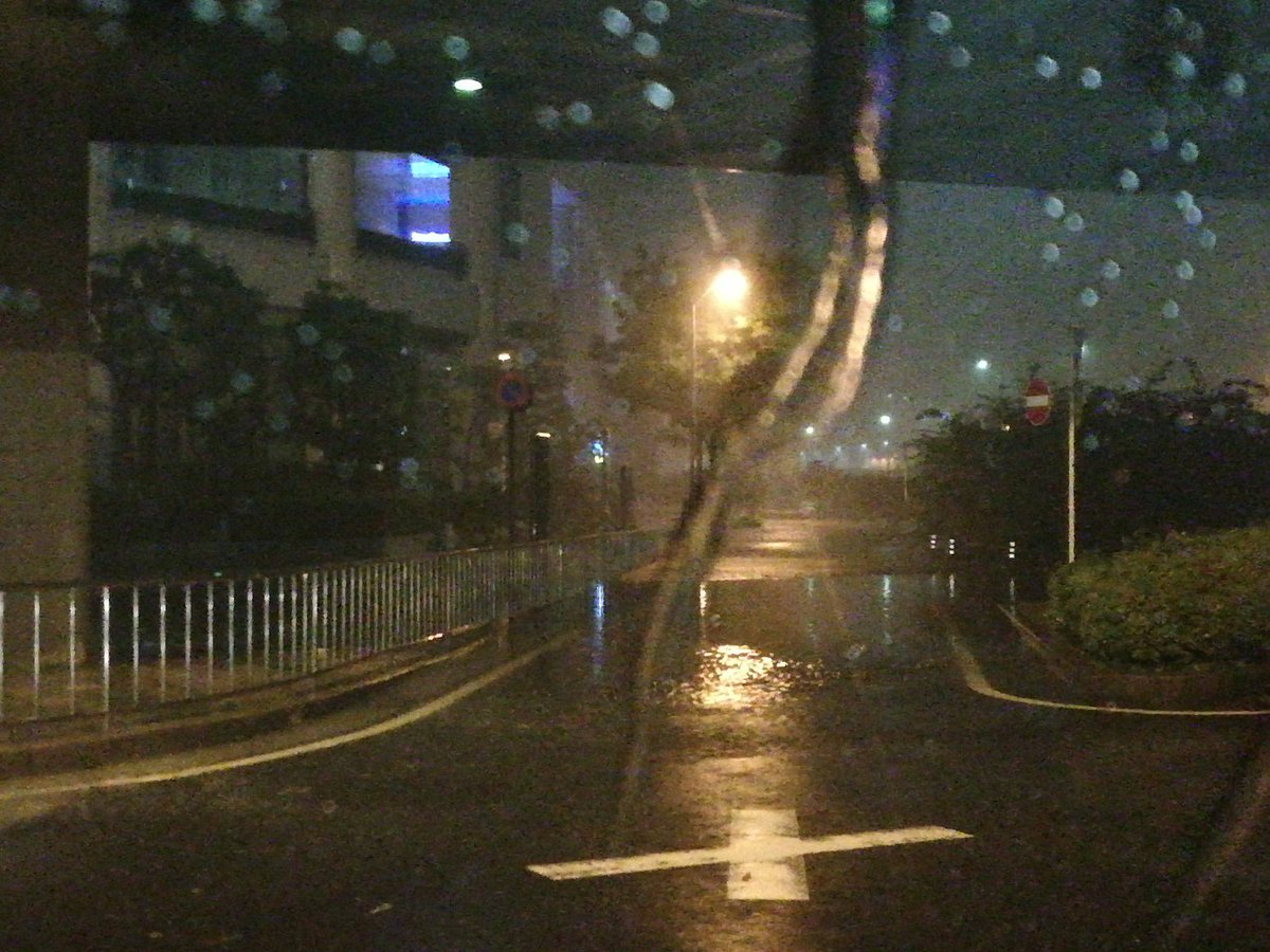 台風 15 号 神奈川