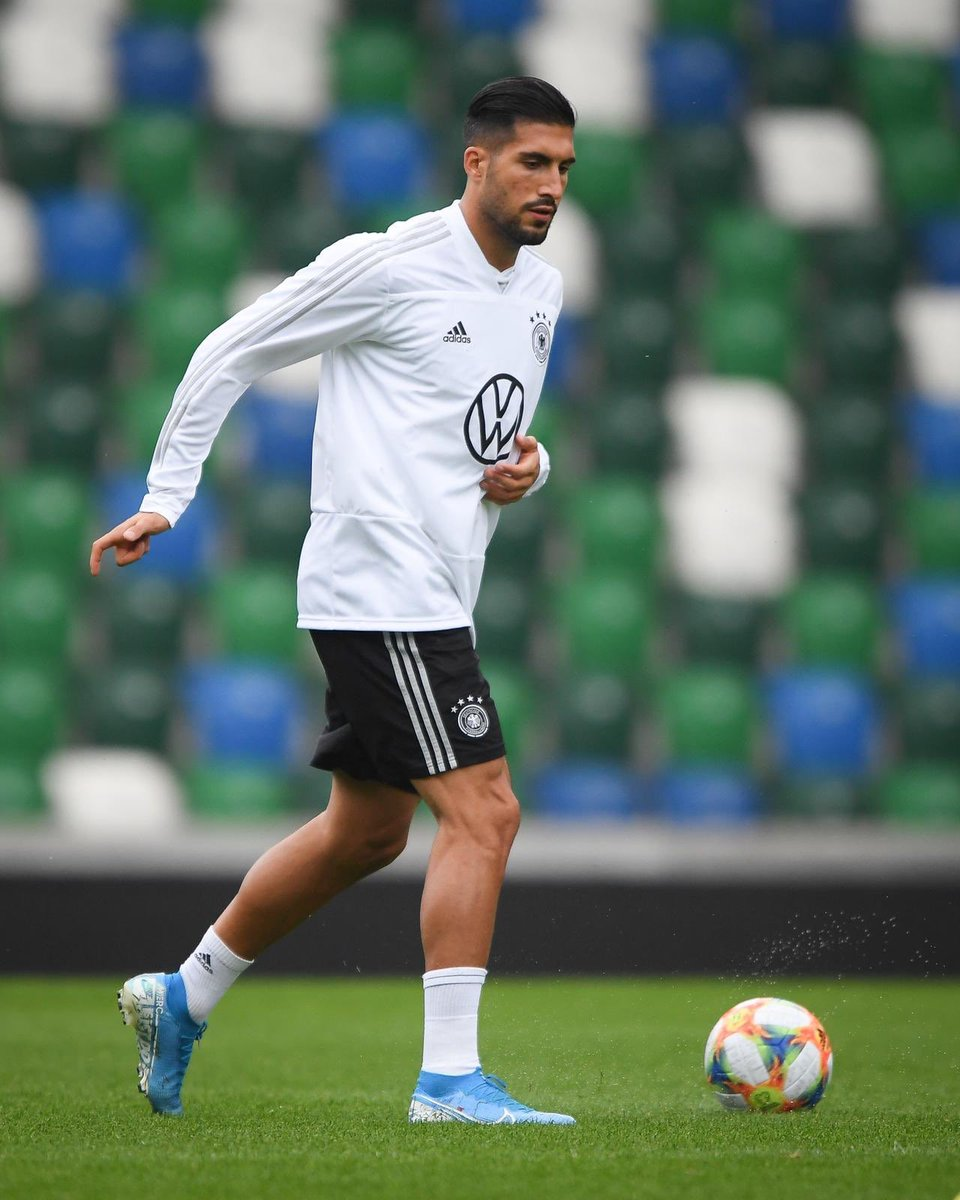 Another important game tomorrow night! We are ready! 💪🏼 #WeCan #EC23 #NIRGER