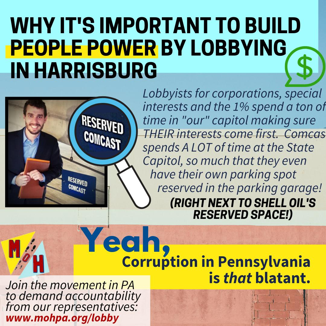 Join us this Fall for our community powered lobbying in Harrisburg! bit.ly/CommunityPower…
