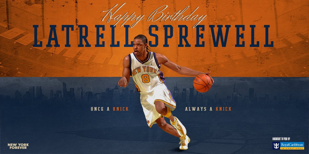 Happy Birthday to a legend 🎉 RT to wish @BallingSpree08 a 💯 day!