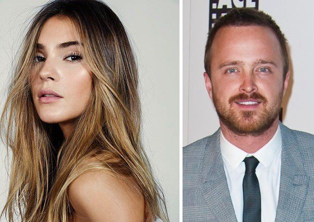 HAPPY BIRTHDAY !  Stefani Geisinger  and  (the awesome) Aaron Paul