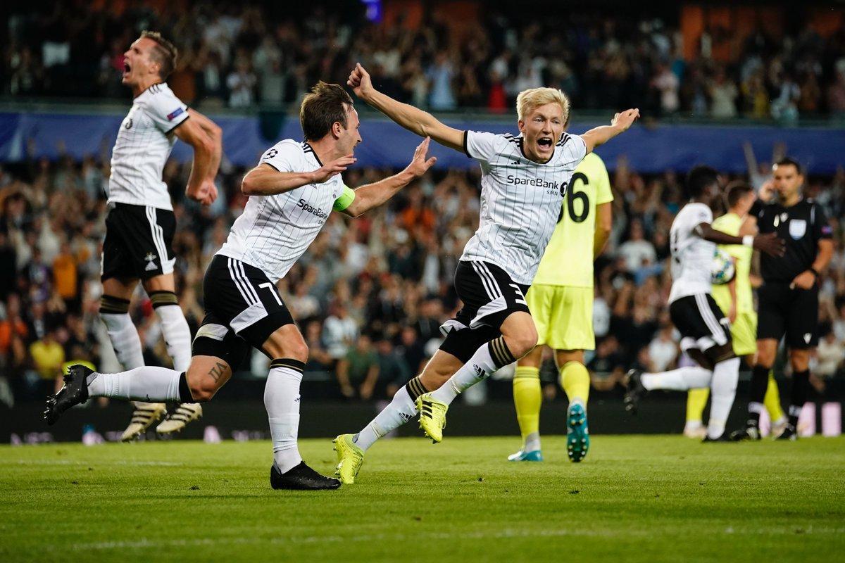 Video: Rosenborg vs Dinamo Zagreb Highlights