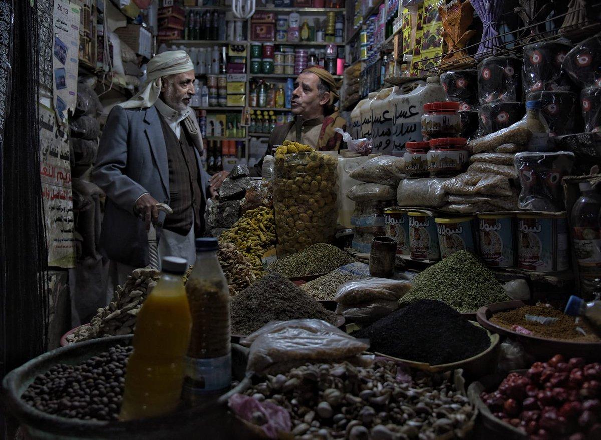 رغم بساطة الصورة إلا أنها تعني الكثير. 😍#اليمن_غاليتصوير: @alialsonidar